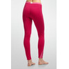 Icebreaker W's Pace Leggings Garnet/Shocking